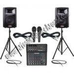 PA Sound System and Speaker Rentals Denver Colorado