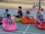 Kids bumper car rentals Denver Colorado