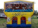 Denver, Noahs Ark Animal Obstacle Course Rental, Colorado