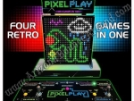 Pixel Play arcade game rental Denver Colorado