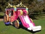 Princess Carriage Bounce House Rental Denver, Colorado Springs, Aurora, Fort Collins, Colorado