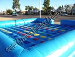 Giant inflatable twister game rental Denver