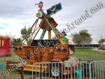 Pirate ship carnival ride rental Denver Colorado