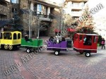 Trackless Train Rentals Denver Colorado