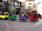 Trackless Train Rentals Denver Colorado