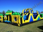 Big inflatable Obstacle course rentals Denver CO