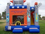 Sports bounce house rental CO