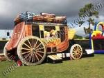 Stagecoach Bounce House Rentals in Denver