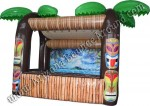 Snow Cone Concession Stand Rental - Tiki Bar Rentals - Denver, Colorado Springs, Aurora, Fort Collins, Colorado