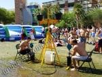 Water Pump Battle Rental, Down Pour Derby rental in Denver, Rent a down pour derby
