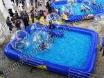 Water Walking Ball Pool Rental Denver Colorado