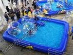 Water Walking Ball Pool Rental Denver Colorado