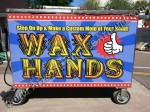 Wax hands machine rental Colorado