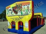Western Cowboy Obstacle Course Rental Colorado