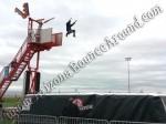 Spectrum sports zero shock stunt jumping air bag rentals CO, UT, CA, NV, NM